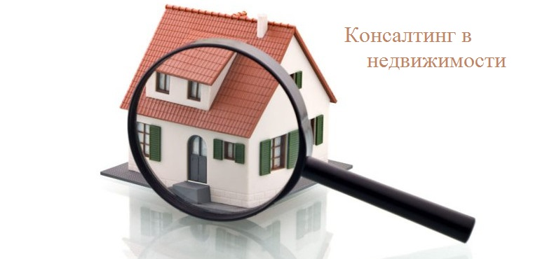 Специфика предоставления консалтинговых услуг в сфере недвижимости