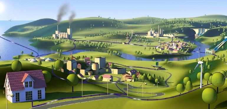 инфраструктура поселка часть 2