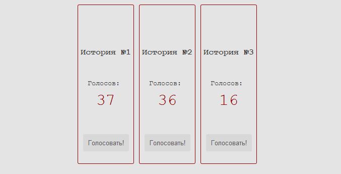 results-vote