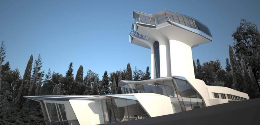 Capital Hill от великой Захи Хадид в Барвихе