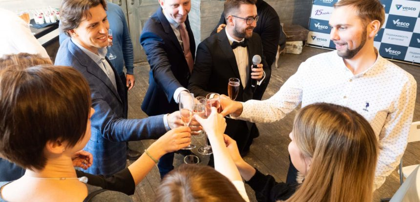 Спецвыпуск. Vesco Group празднует 15-летие | VDT