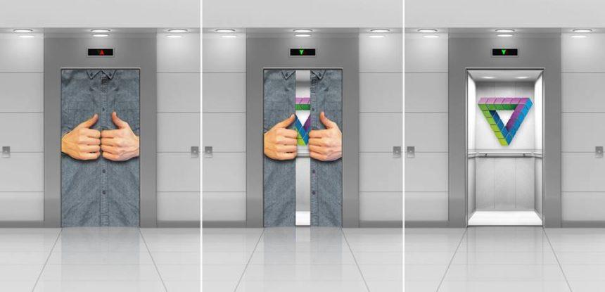 Немного про лифтовый этикет