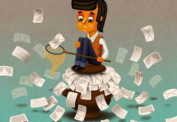 Как не утонуть в потоке писем