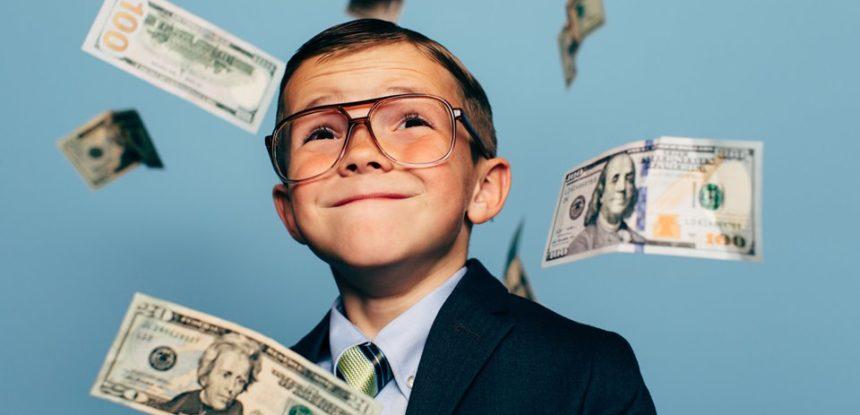 Дарить ли детям деньги