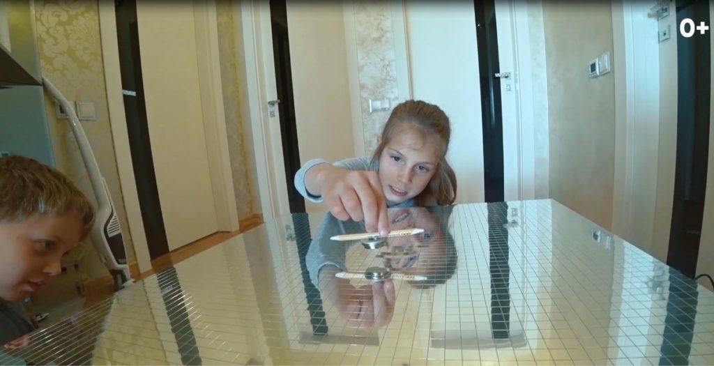 Модуль левитации: необычный стол своими руками