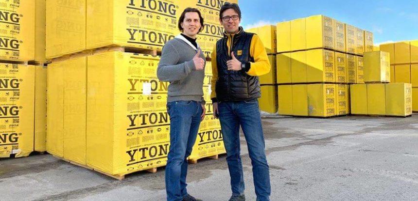 Вся правда об Ytong: производство газобетонных блоков (часть 1) | VDT