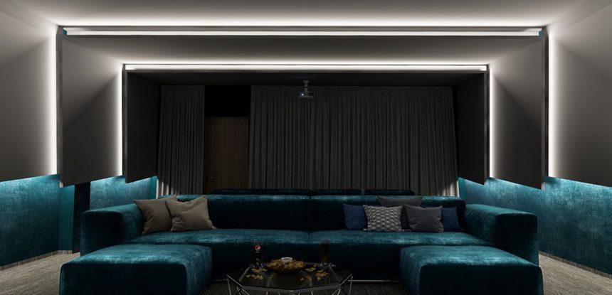 Востребован ли кинотеатр в частном загородном доме?