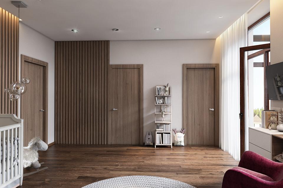 Насколько «детским» должен быть дизайн комнаты вашего ребенка?