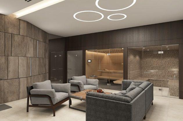 СПА-зона в частном доме: идеальный функционал