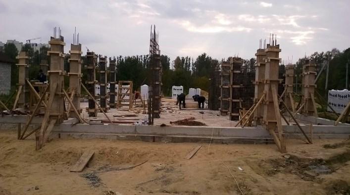 Наш опыт строительства многоквартирника на ИЖС