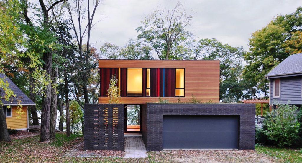 Топ-11 современных домов мира (часть 1) | VDT