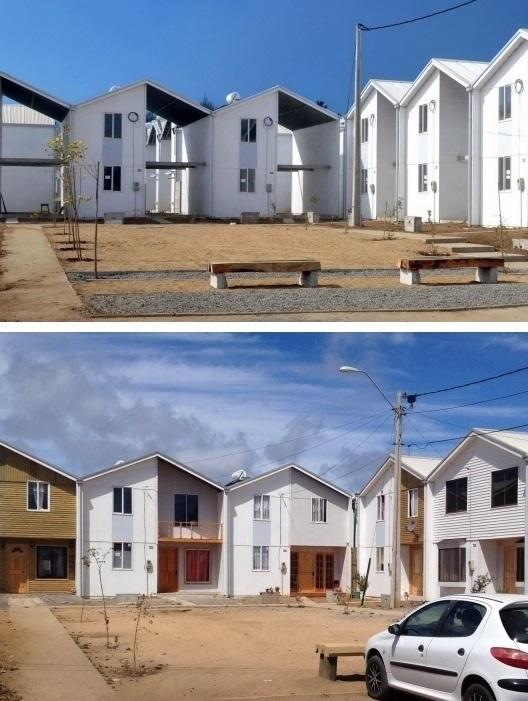 Как построить половину дома и получить важнейшую премию в архитектуре?